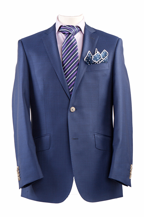 Ready made suit